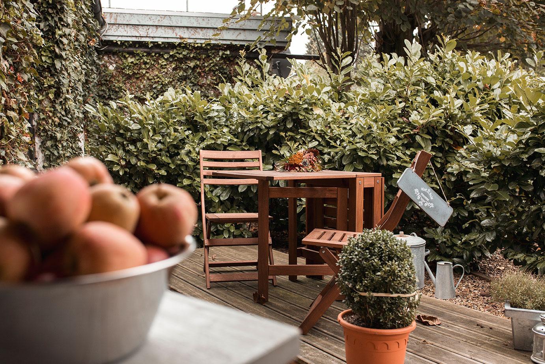 Garten Terasse